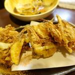 かんちゃん - 旬菜のかき揚げ