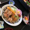 味処 うおみ - 料理写真:唐揚げランチ1000円