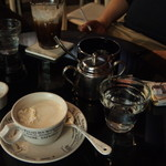 ストーン  - (2017年02月)ウィンナーコーヒー(ice・hot)