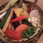 64570661 - チキンと1日分の野菜20品目(パリパリ)