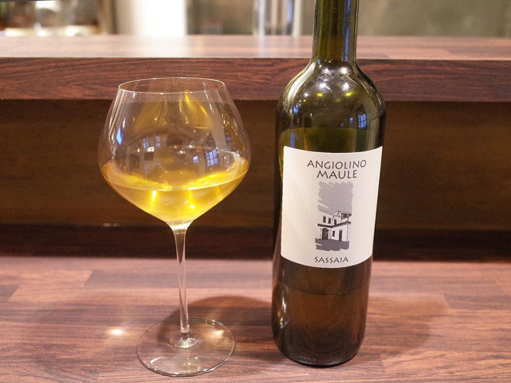 ワインと燗酒 Ombra