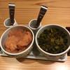 博多もつ鍋 やまや - 料理写真:明太子と高菜