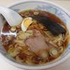 博龍 - 料理写真:らーめんと半ちゃーはん(750円)