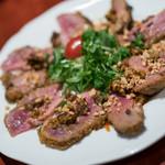 タンドールバル カマルプール - 2017.3 鴨肉のタンドール焼き(1,180円)