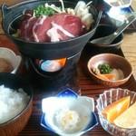 64577300 - 猪鍋定食1836円