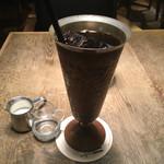ザ カフェ - アイスコーヒー