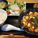 中国菜シンペイ - 四川麻婆豆腐ランチ1000円