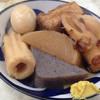 君塚食堂 - 料理写真:おでん7品 ¥700