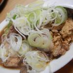 千登利 - 絶品!肉豆腐!!