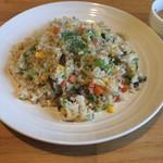 木の実 - 野菜たっぷり卵炒飯