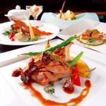 N.Y.DINING - 料理写真:歓送迎会プラン