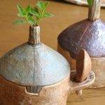ハチドリtable - 陶作家の作品
