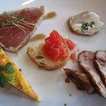ブリオファクトリー - 前菜