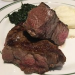 Wolfgang's Steakhouse by Wolfgang Zwiener -