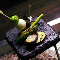 女性人気沸騰中★日本各地のお野菜を使った逸品