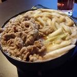 居酒屋 中西 - 肉鍋