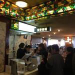 マルカンビル大食堂 - 大混雑、だったらしい…