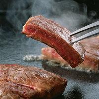 ディナータイムサービスで、ビーフステーキが食べられる!