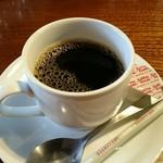 おとうふ湯葉いしかわ - コーヒー