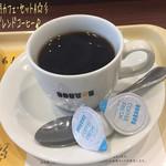 ドトールコーヒーショップ - 朝ご飯に朝カフェ・セット Aセット(390円)☆彡 ハムタマゴサラダ、ブレンドコーヒー♪