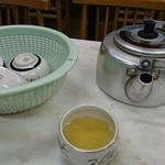 木の芽食堂 - お茶♪