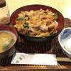 北池袋 長寿庵 - 料理写真:スタ丼(600円)みそ味