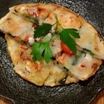 韓食 古家 - 海鮮チヂミ