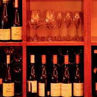 料理の魅力を更に引き立てるワイン