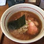 麺屋 えぐち - 料理写真:中華そば(700円)