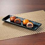 天ぷら新宿つな八 - 新宿揚げ饅頭