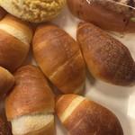 オーロール - バター風味の塩パン