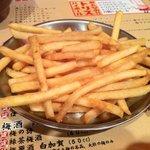 ちんどん - フライドポテト