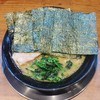らーめんアカテング - 料理写真:ラーメン620円麺硬め海苔増し60円(税抜)