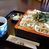 大福家 - 料理写真:ざるそば(\650税抜き)