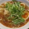 餃子酒場別館 とりそば - 料理写真:海老マリン麺