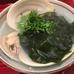 64675736 - 東京湾のヤマトハマグリの鍋