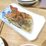 徳田酒店 - ポパイオムレツ