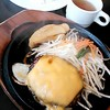 肉のはせ川 - 料理写真:ハンバーグランチ*チーズトッピング