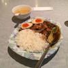 台湾料理 雅致 - 料理写真:台湾ルーロウファン。 税込598円。 旨し。