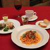 CAFE CUBE - 料理写真:ランチパスタコース