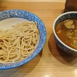 豚骨一燈 - 濃厚魚介つけ麺(17-03)
