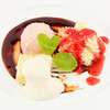 イタリア料理 クッチーナ - 料理写真:【平日限定ランチ】4月セットドルチェ