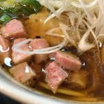 柳麺 呉田 - 低温調理チャーシュー