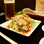 善道 - 刺身サラダ
