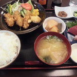 サンクック - 料理写真:おまかせ定食