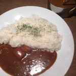 いんでぃら - ポーク&カシミールチキン
