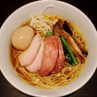 麺屋 龍壽 - 料理写真:芳醇