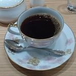 自家焙煎珈琲工房 カフェ バーンホーフ - ホンジュラス (浅煎り)650円