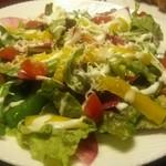 バル  ハルヤ - 気まぐれサラダ
