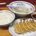 香蘭 - 焼・水ライス